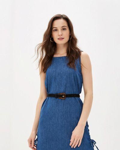 Джинсовое платье осеннее турецкий Lc Waikiki