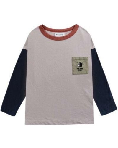 Szara t-shirt Bobo Choses