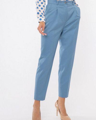 Зауженные брюки - синие Vladi Collection