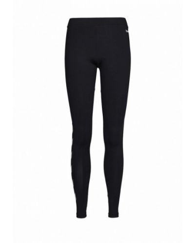 Черные брюки тайсы Hummel