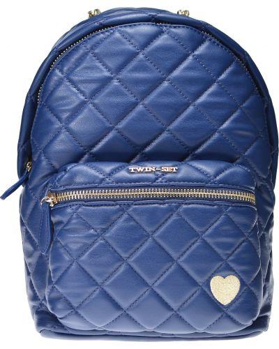 Синий рюкзак Twin-set
