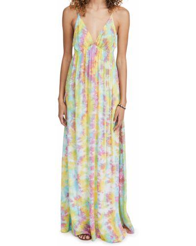 Облегающее с ремешком платье на бретелях Tiare Hawaii