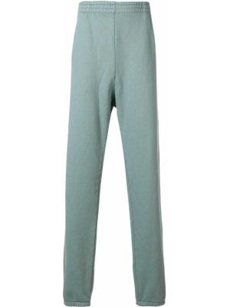 Niebieskie joggery na co dzień bawełniane Yeezy