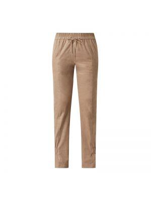 Brązowe spodnie Marc Cain