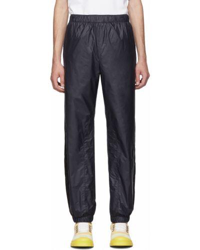 Spodnie z nylonu - czarne Acne Studios