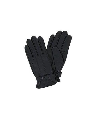 Перчатки черные Strellson