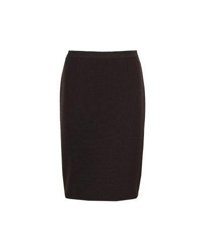 Коричневая юбка карандаш Luisa Spagnoli