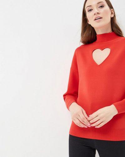 Красный свитер Warehouse