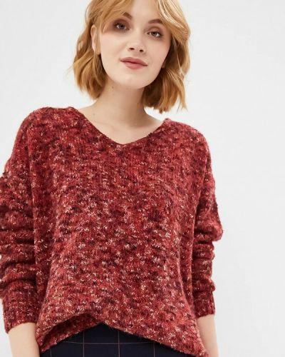 Красный пуловер 2018 Baon