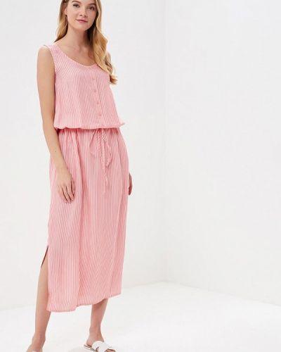 Платье весеннее розовое Gregory