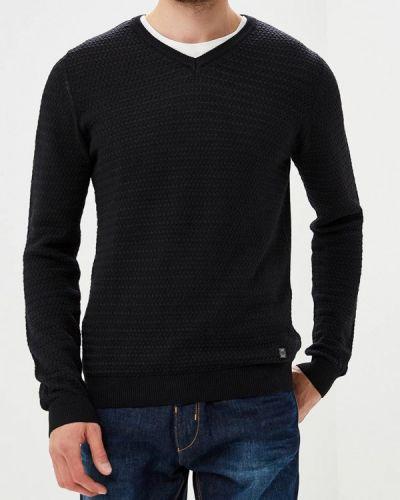 Черный пуловер Gaudi