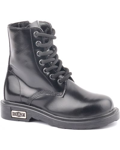 Черные ботинки Cult