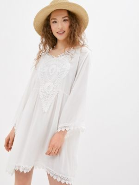 Платье прямое весеннее By Swan