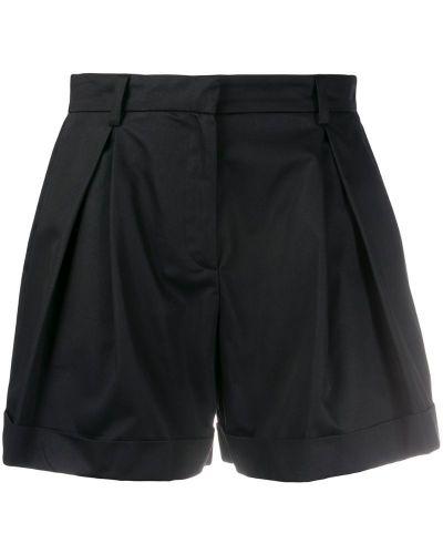 Черные шорты с карманами L'autre Chose