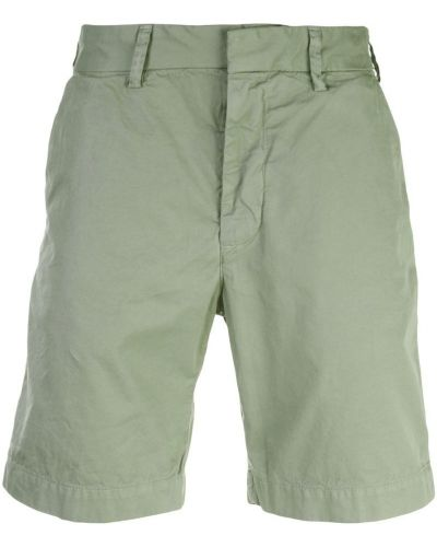 Короткие шорты с карманами зеленый Save Khaki United