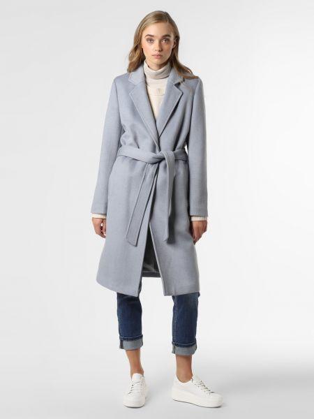 Niebieski płaszcz Marie Lund