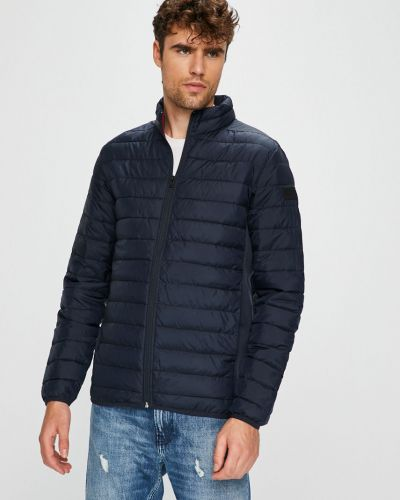Утепленная куртка стеганая укороченная Jack & Jones