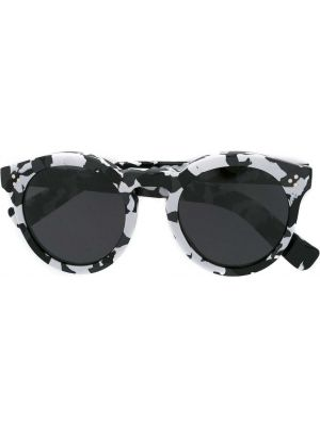 Czarne okulary Illesteva