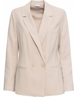 Пиджак двубортный свободный Bonprix