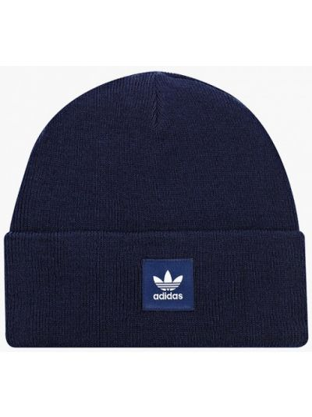 Шапка - синяя Adidas Originals