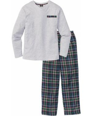 Пижама белый Bonprix
