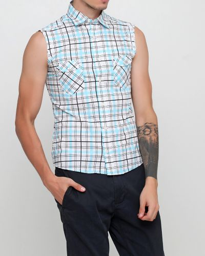 Рубашка в клетку Cipo & Baxx