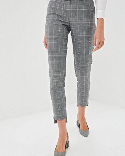 Классические брюки серые Rivadu