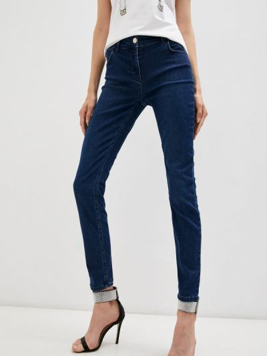 Синие зимние джинсы Liu Jo Sport