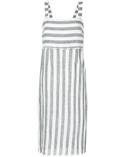 Платье в полоску платье-поло Venroy
