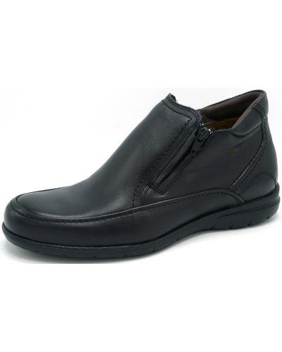 Ботинки - черные Fluchos