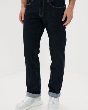 Прямые джинсы синий Mossmore