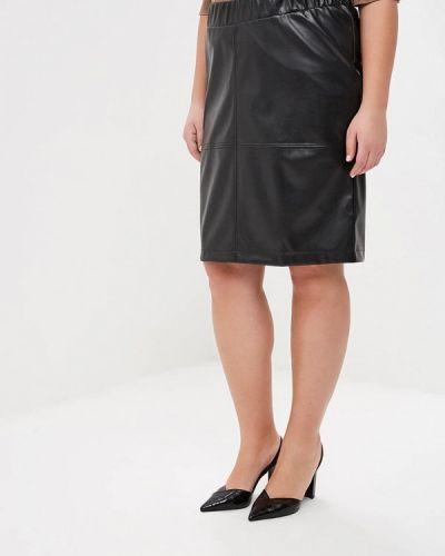 Кожаная юбка Jp