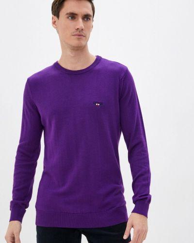 Фиолетовый джемпер осенний Galvanni
