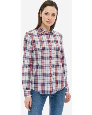 Рубашка в клетку Gant