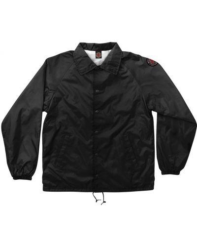 Черная куртка Independent