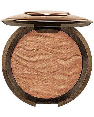 Bezpłatne cięcie światło skórzany bronzer do twarzy Becca Cosmetics
