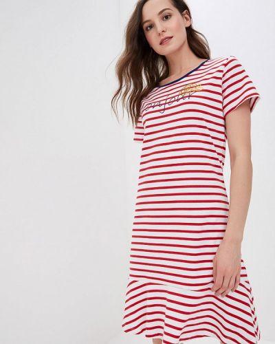 Платье - красное Vis-a-vis