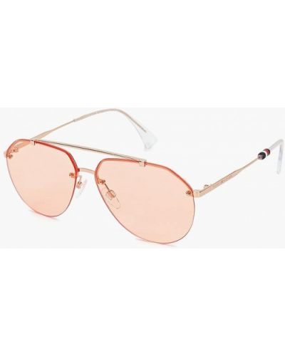 Солнцезащитные очки авиаторы 2019 Tommy Hilfiger