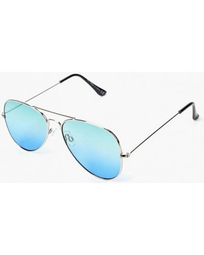 Солнцезащитные очки авиаторы Topman