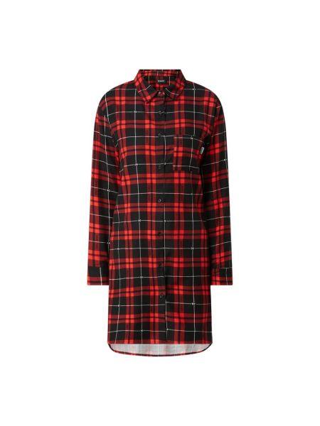 Spodni piżama bawełniana z długimi rękawami Dkny