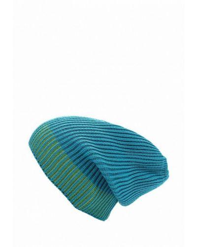 Бирюзовая шапка весенняя Tutu