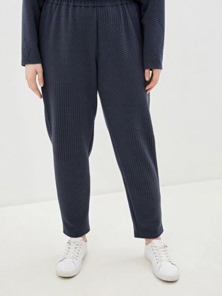 Синие брюки узкого кроя Gorda Bella