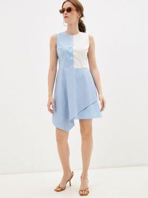 Голубое весеннее платье M,a,k You Are Beautiful