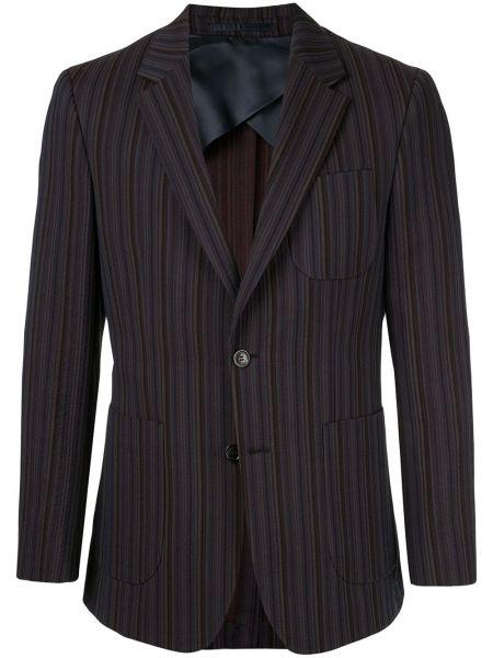 Классический пиджак однобортный с лацканами Cerruti 1881