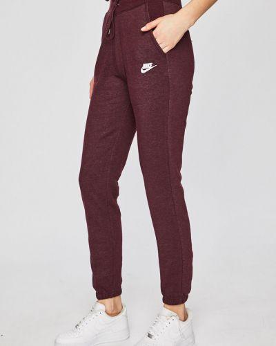 Спортивные брюки на резинке с поясом Nike