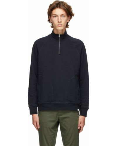 Sweter srebrny Norse Projects