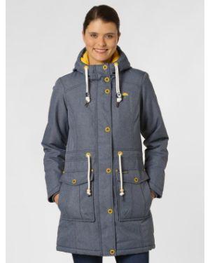 Niebieska ciepła kurtka Schmuddelwedda