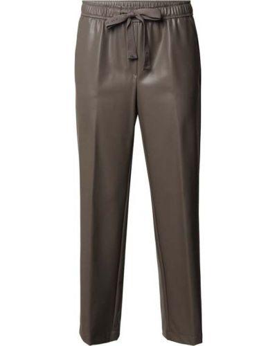 Zielone spodnie materiałowe Cambio