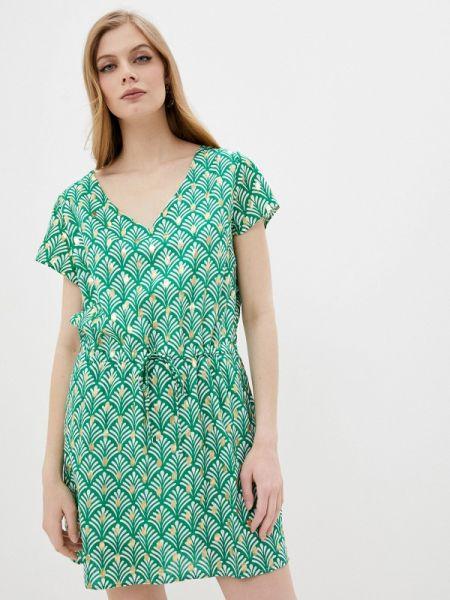 Зеленое платье Care Of You