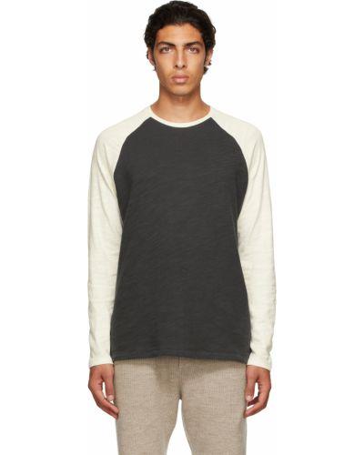 T-shirt bawełniana - biała Rag & Bone